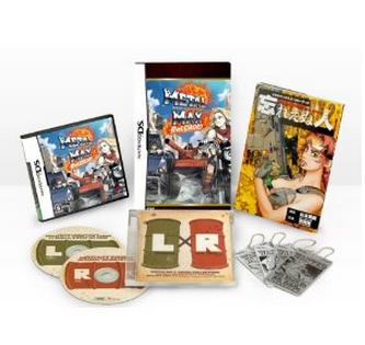 Amazon.co.jp: メタルマックス2  リローデッド Limited Edition  オリジナルサウンドトラック   WANTEDメタルプレート   山本貴嗣先生描き下ろしコミック同梱   ゲーム